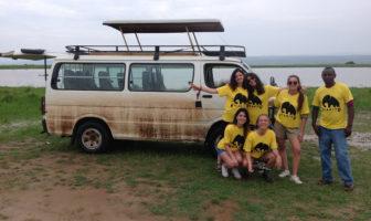 safari con voluntariado